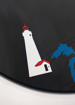 Fort Gratiot Lighthouse Decal