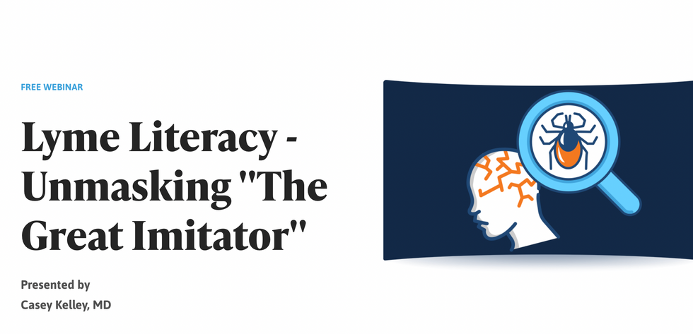 Lyme Literacy Web Seminar