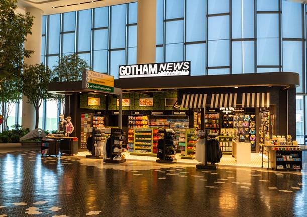 Gotham News at LaGuardia Airport
