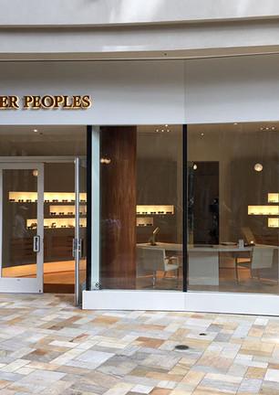 Oliver Peoples at Honolulu, HI