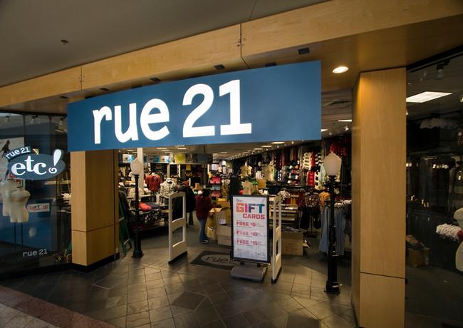 Rue 21