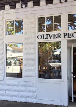 Oliver Peoples at South Hampton, NY