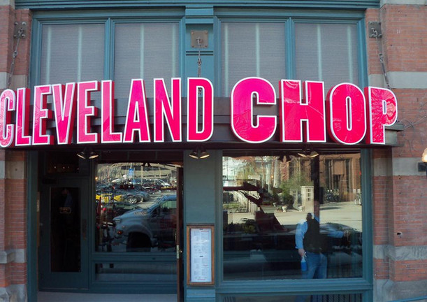 Cleveland Chop at Cleveland, OH