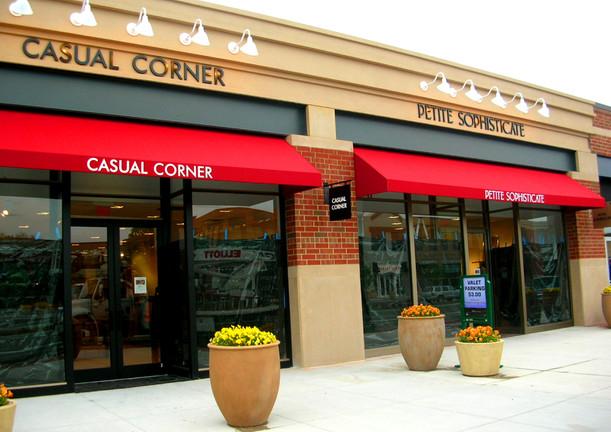 Casual Corner and Petite Sophisticate