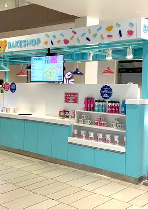 Build A Bear BakeShop Kiosk