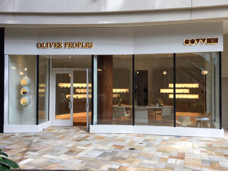 Oliver Peoples, International Marketplace, Honolulu, HI