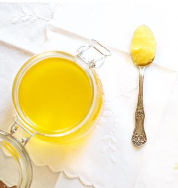Beurre clarifié (ghee)