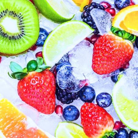 Les 10 fruits les moins riches en sucre