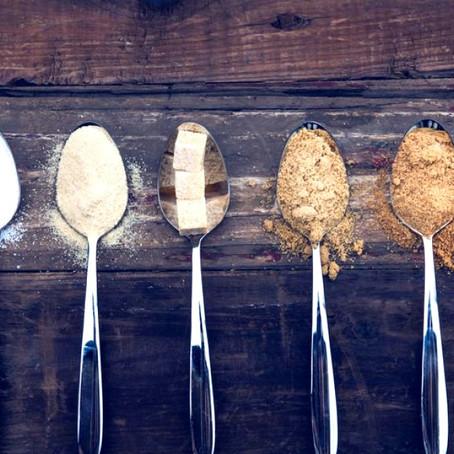 Les différents types de sucres