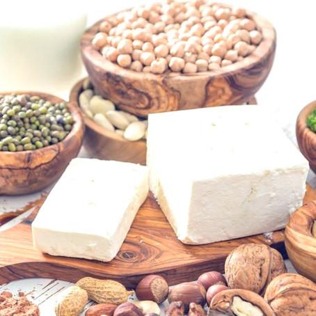 Régime végétarien ou végan :   comment couvrir ses besoins en protéines.