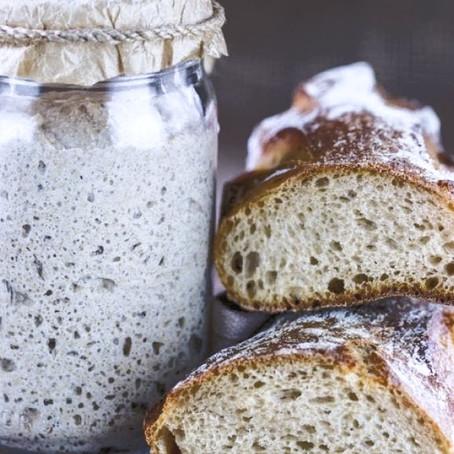 Les bonnes raisons de manger du pain au levain