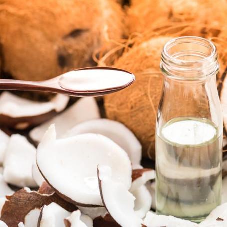 3 raisons d'utiliser de l'huile de coco