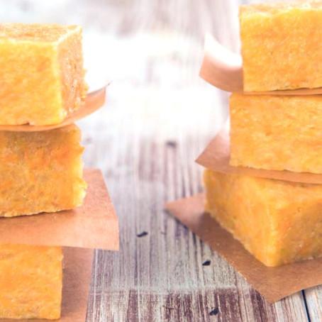 Cubes de bouillon de légumes maison