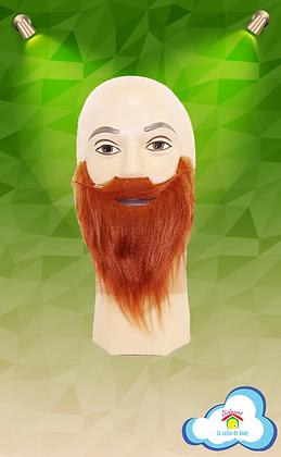 Barba peliroja