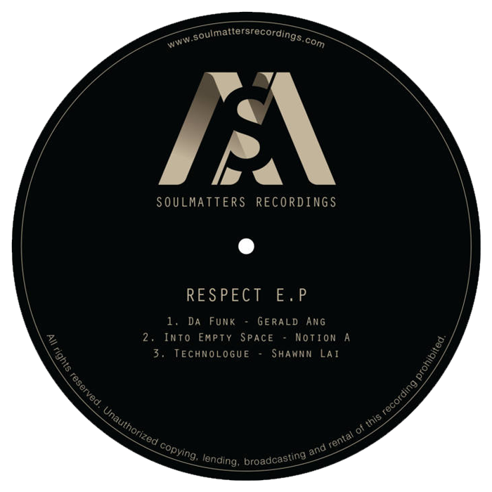 1st Anniversary 'Respect E.P' Limited Download!