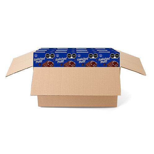Harina para Brownies - sabor Triple Chocolate 12 pack