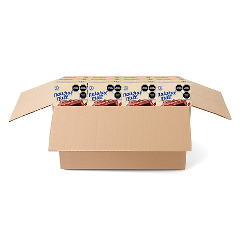 Harina para preparar pastel - sabor chocolate suizo 12 pack
