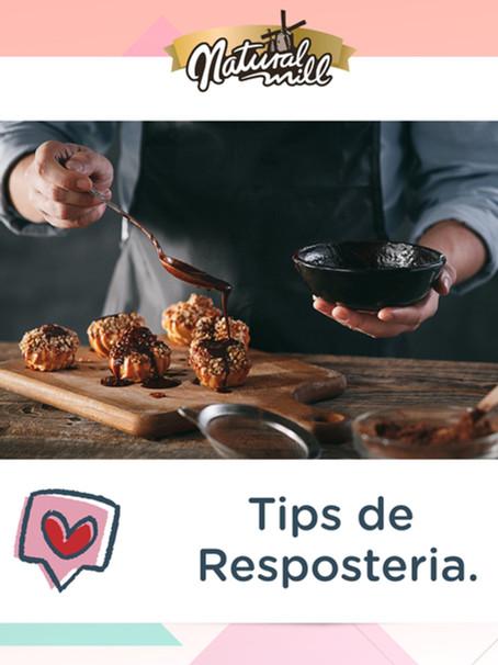 Tips de Repostería
