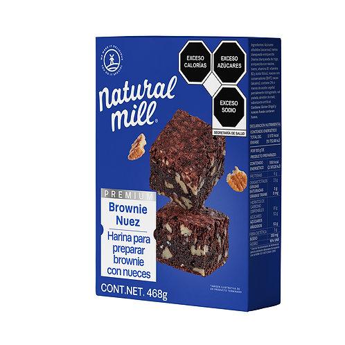 Harina para Brownies con Nuez