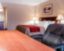 Deluxe King Whirlpol Guestroom