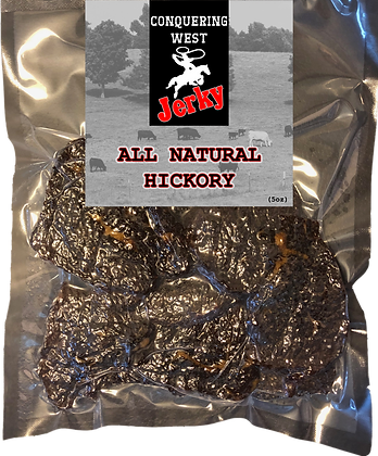 All Natural Hickory (5.5oz)