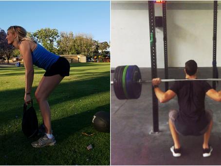 Outdoor vs indoor training