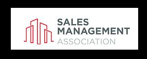 Black and Red Sales management association logo.png