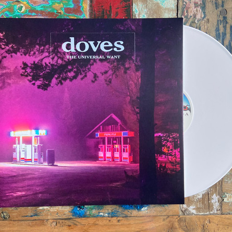 Album Review: Doves - The Universal Want