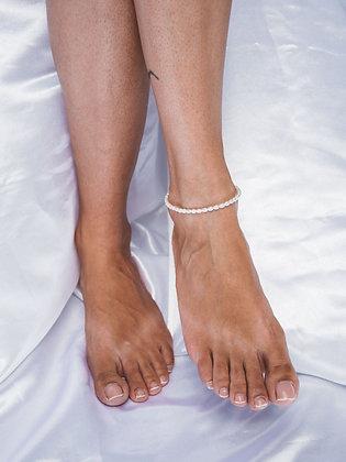 צמיד רגל פרלה