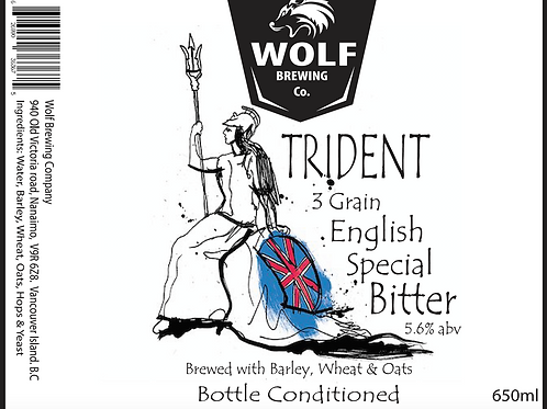 """Trident"" English Special Bitter"