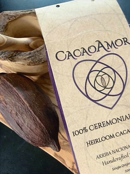 Ceremonial Cacao Paste