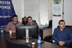 Sofia, Bulgaria SEE Team