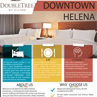 DoubleTree by Hilton Downtown Helena