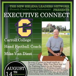 Helena Leaders Network Event Invite