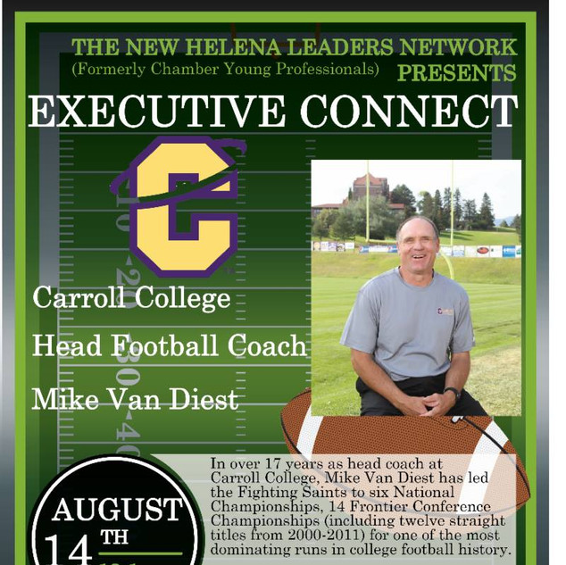 Helena Leaders Network Event Invite