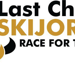 Helena's Last Chance Skijoring Logo Design