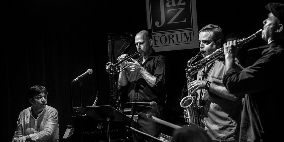 The Jazz Forum Outdoor Series features Neal Spitzer Ensemble Live at Pierson Park