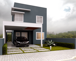 Ilustração para Palma Construtora