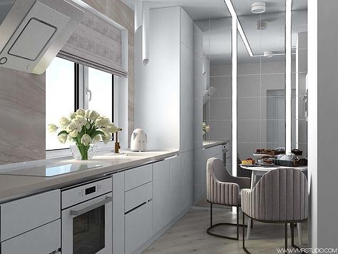 жк пресня сити дизайн проект, дизайн-проект квартир бизнес класса, оникс в интерьере как акцент, дизайн-проект двушки