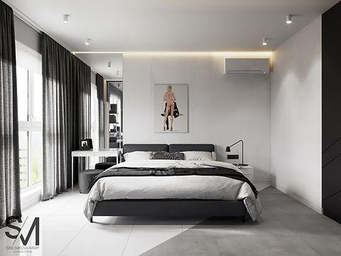 дизайн квартиры в стиле минимализм, дизайн-проект квартиры в жк кутузов град, дизайн-проект светлый