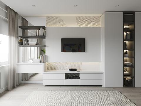 interior design with terrazzo, дизайн проект с терраццо, террацо в интерьере, терацо в интерьере