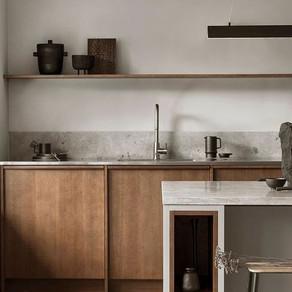 Использование кварцевых поверхностей на кухне
