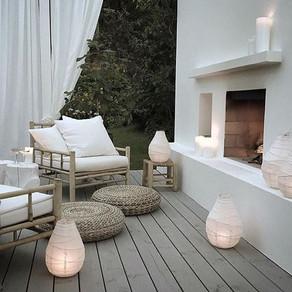 Разбираем балкон и делаем из него место для отдыха