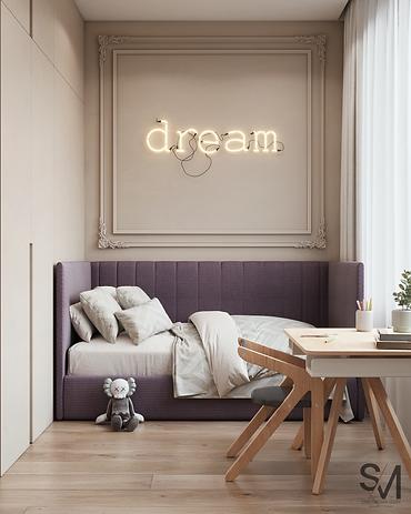 дизайн-проект однушки для семьи с ребенком, молдинги в интерьере, маленькая квартира, дизайн-проект яркий, заказать дизайн-проект , дизайн в жк эко видное