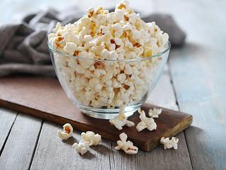 Popcorn light en Microondas