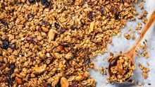 Combinado de granola