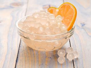 Tapioca de naranja