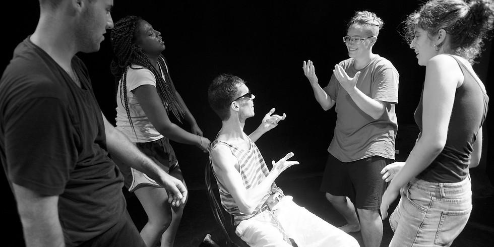 Heroïnes o res de IVÁN MORALES, estreno en TeatreNacionalCatalunya