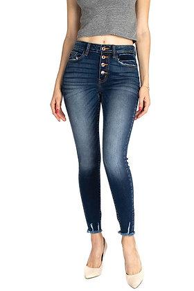 KanCan Button Jeans