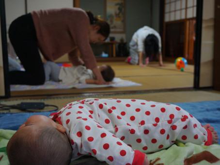 産後ヨガに参加されたママからの感想